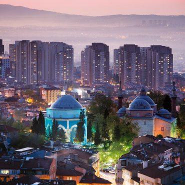 Bursa Hotels
